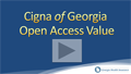 Cigna of Georgia Open Access Health Insurance Video Review