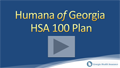 Humana One HSA 100 Georgia Health Insurance Video Review